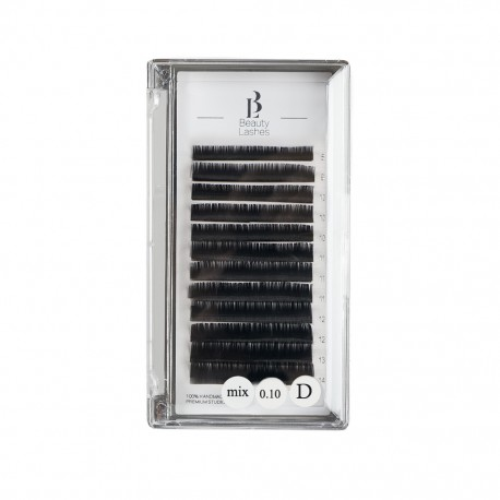 Beauty Lashes Mix 0.10 D
