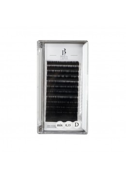 Beauty Lashes Mix 0.15 D