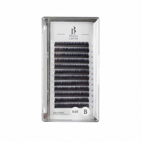 Beauty Lashes 0.03 C taille 8