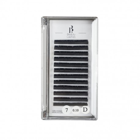 Beauty Lashes 0.10 D taille 7