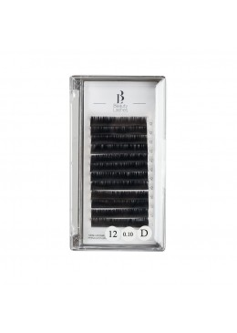 Beauty Lashes 0.10 D taille 12