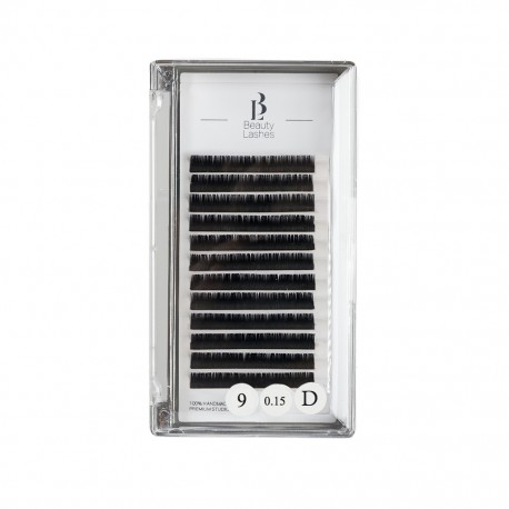 Beauty Lashes 0.15 D taille 9