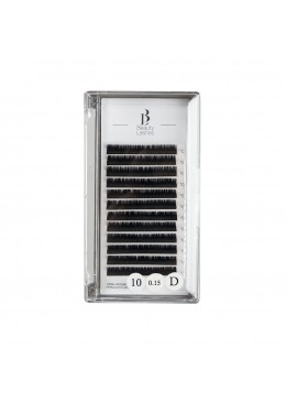 Beauty Lashes 0.15 D taille 10