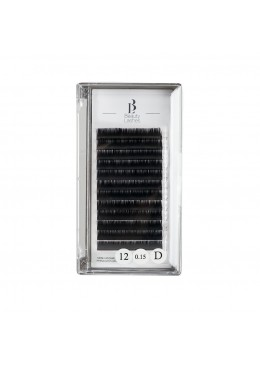 Beauty Lashes 0.15 D taille 12