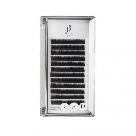 Beauty Lashes 0.20 D taille 7