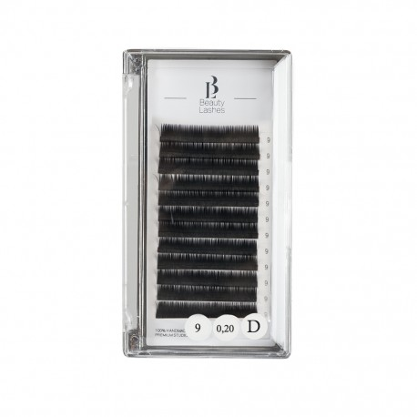 Beauty Lashes 0.20 D taille 9