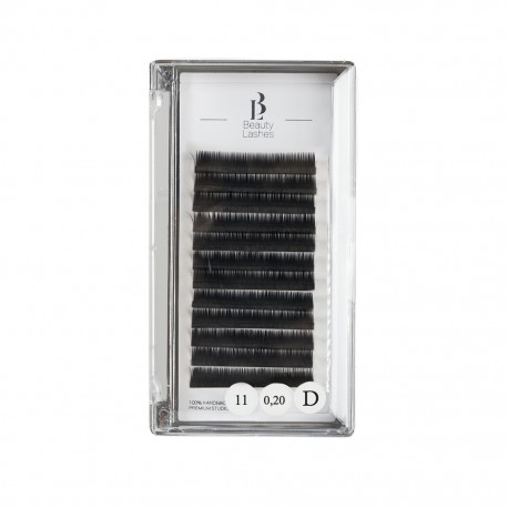 Beauty Lashes 0.20 D taille 11