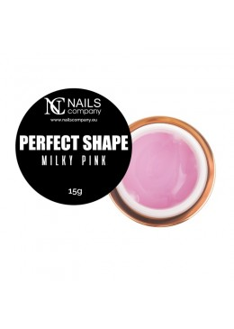 Perfect shape milky pink 15g