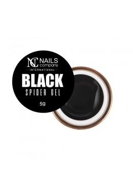 Spider gel Black 5g
