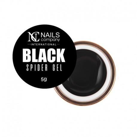 Spider gel Black 5g