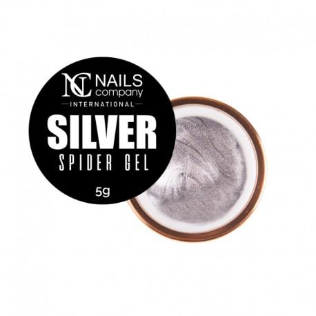 Spider gel silver 5g