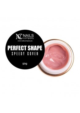 Perfect shape speed cover 50g