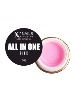 All in one pink 50g