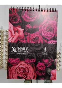 Bloc Note NC Nails Company