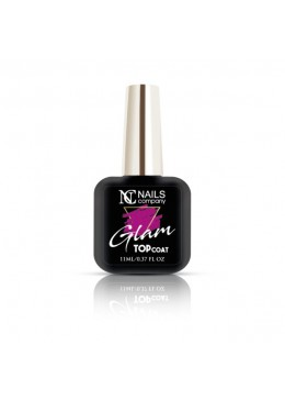 Glam Top coat Pink 11ml