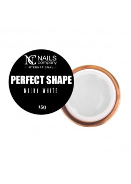 Perfect shape milky white15g