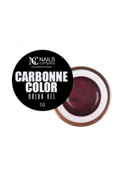 color gel charbonne color