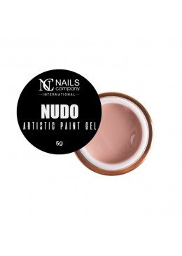 artistic paint gel NUDO 5ml