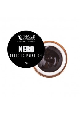 artistic paint gel NOIR 5ml