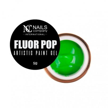 artistic paint gel FLUOR POP 5ml