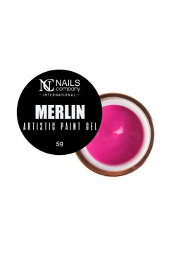artistic paint gel MERLIN 5ml
