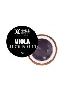 artistic paint gel VIOLA 5ml