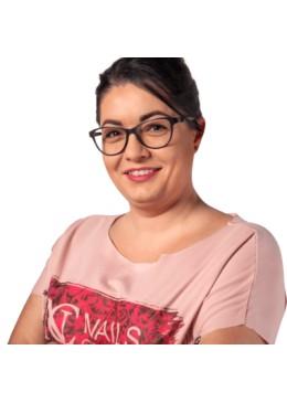 T.Shirt Nails Company Rose