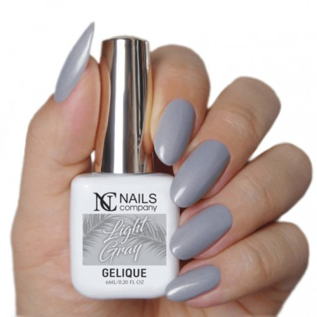 Gelique Light Gray 6ml