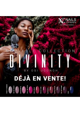 Collection Divinity 10 couleurs