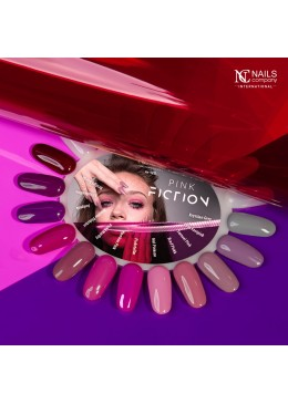 Collection Pink Fiction 12 couleurs
