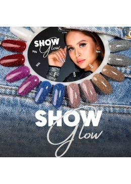Collection Show Glow 6 couleurs