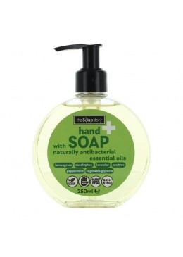 Savon mains naturel antibacterien 250ML