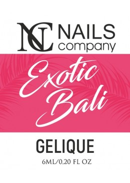Gelique Exotic Bali - TROPICAL MADNESS
