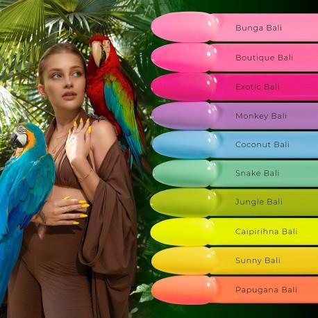 Collection TROPICAL MADNESS 10 couleurs + 1 Cadeau