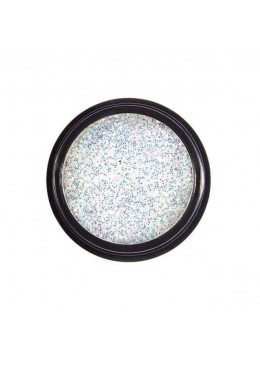 Rainbow white powder