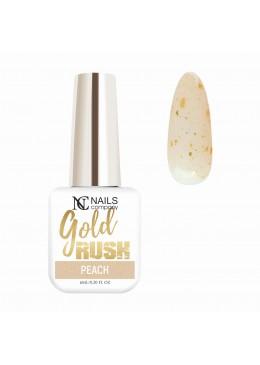 Gelique Peach GOLD RUSH 6ml