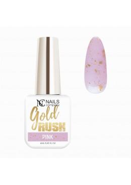 Gelique Pink GOLD RUSH 6ml