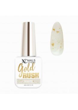 Gelique White GOLD RUSH 6ml