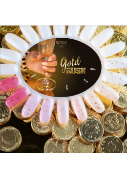 Collection GOLD RUSH 5 couleurs