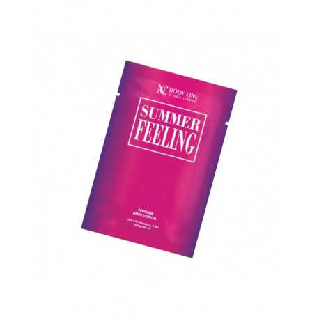 Echantillon Lotion SUMMER FEELING 4ml